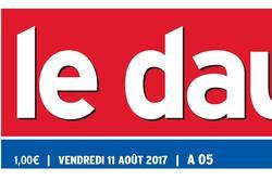 Le Dauphiné Liberé annonce notre AG